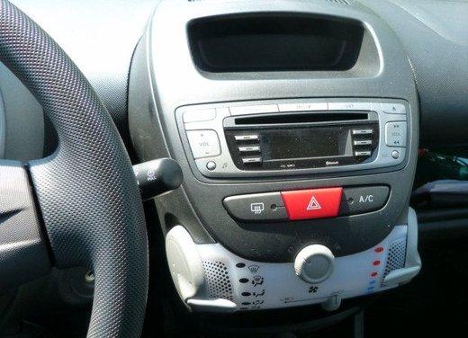 Prova su strada di Citroen C1 Radio DeeJay - Foto 18 di 46