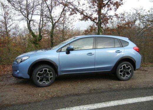 Subaru XV Bi-Fuel - Foto 9 di 12