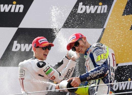 Valentino Rossi e Yamaha: progetto di due anni con Superbike - Foto 6 di 12