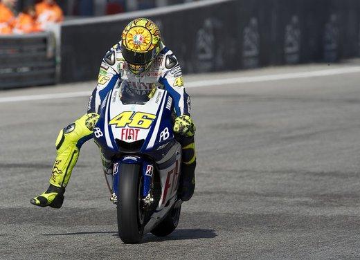 Valentino Rossi e Yamaha: progetto di due anni con Superbike - Foto 11 di 12