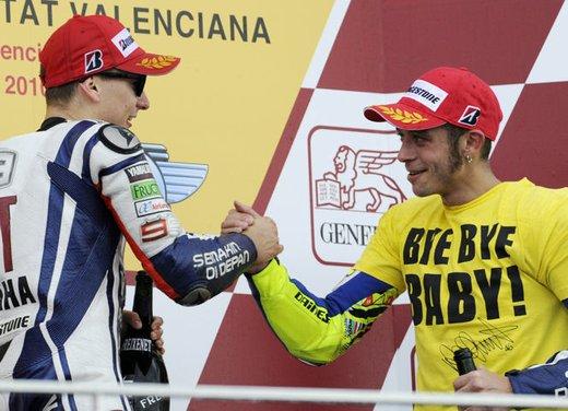Valentino Rossi e Yamaha: progetto di due anni con Superbike - Foto 2 di 12