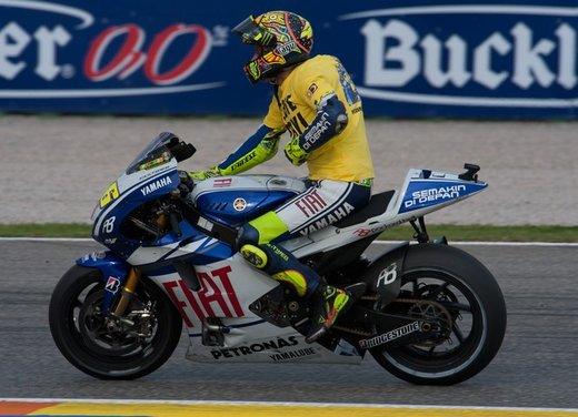 Valentino Rossi e Yamaha: progetto di due anni con Superbike - Foto 9 di 12