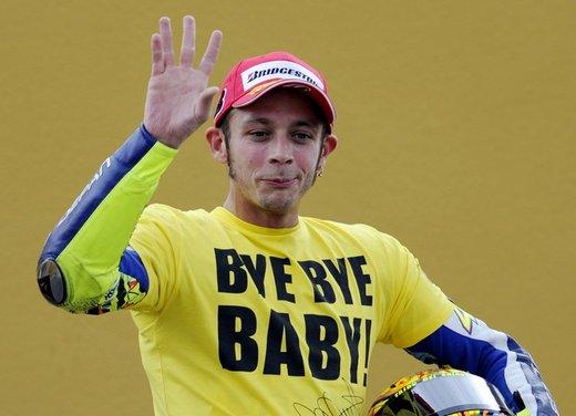 Valentino Rossi e Yamaha: progetto di due anni con Superbike - Foto 3 di 12