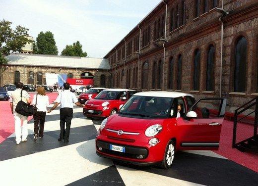 Fiat 500 i nuovi modelli previsti per il 2014 e 2015 - Foto 4 di 12