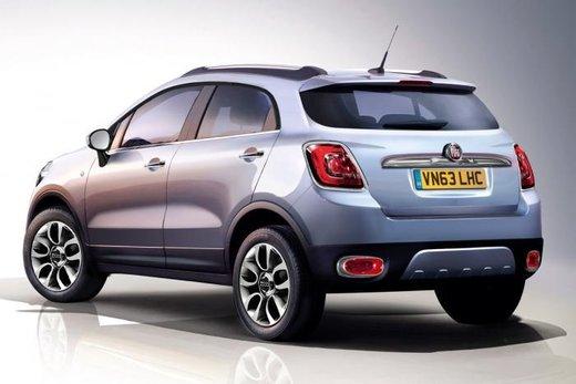 Fiat 500 i nuovi modelli previsti per il 2014 e 2015 - Foto 3 di 12