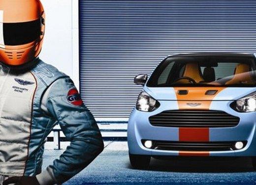 Aston Martin Cygnet V8 per il futuro?