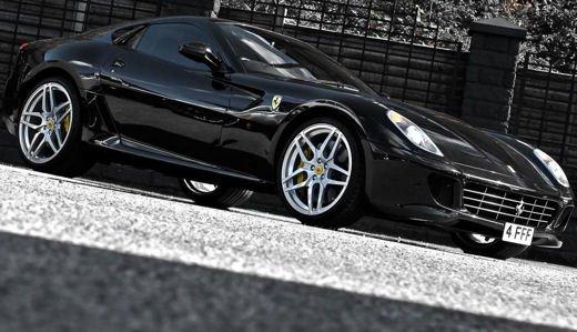 Ferrari 599 GTB Fiorano F1 by Project Kahn