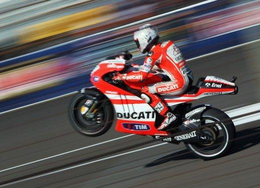Valentino Rossi e Ducati a Indianapolis, la prima gara da ex