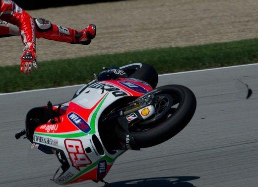 MotoGP 2012, Indianapolis: Pedrosa in pole, Hayden ko