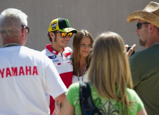 MotoGP 2012, Indianapolis: Pedrosa davanti a Lorenzo e Dovizioso - Foto 3 di 8