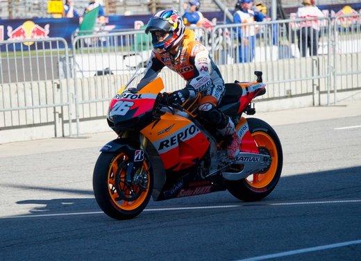 MotoGP 2012, Indianapolis: Pedrosa davanti a Lorenzo e Dovizioso - Foto 4 di 8