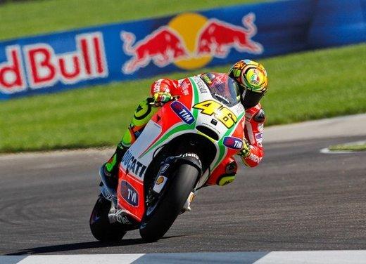 MotoGP 2012, Indianapolis: Pedrosa davanti a Lorenzo e Dovizioso - Foto 1 di 8