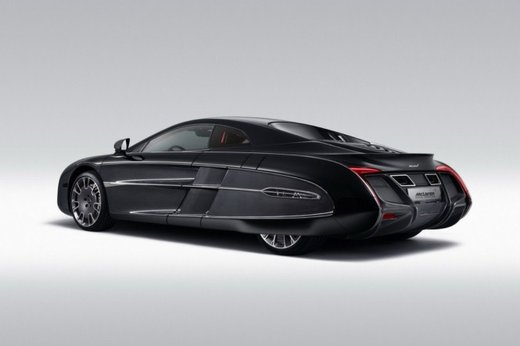 McLaren One-Off x-1 edizione limitata su base MP4-12 C - Foto 12 di 20