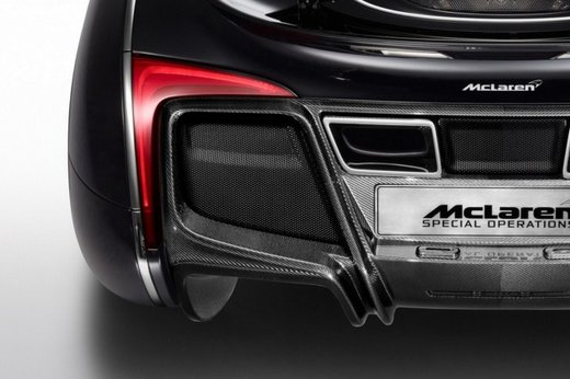 McLaren One-Off x-1 edizione limitata su base MP4-12 C - Foto 9 di 20