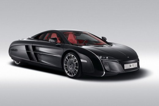 McLaren One-Off x-1 edizione limitata su base MP4-12 C - Foto 13 di 20