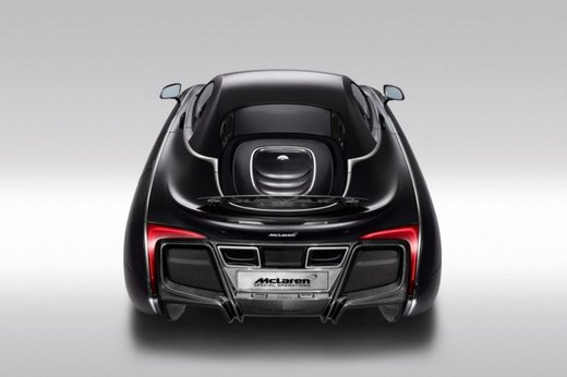 McLaren One-Off x-1 edizione limitata su base MP4-12 C - Foto 18 di 20