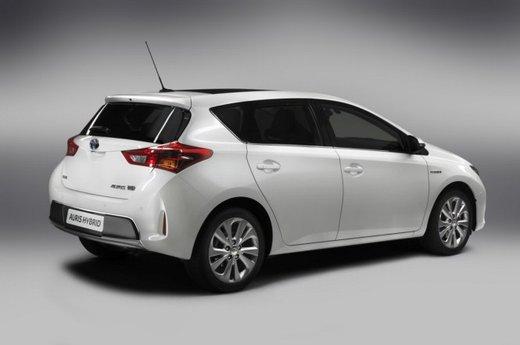 Toyota Auris 2013 - Foto 11 di 18
