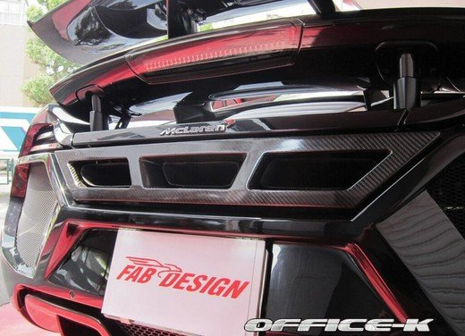 McLaren MP4-12C Terso by FAB Design e Office-K - Foto 15 di 21