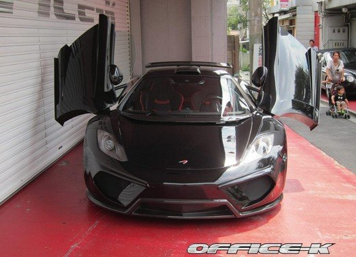 McLaren MP4-12C Terso by FAB Design e Office-K - Foto 18 di 21