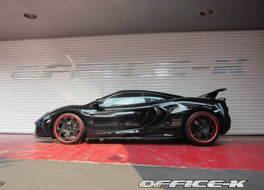 McLaren MP4-12C Terso by FAB Design e Office-K - Foto 12 di 21