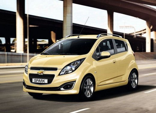 Chevrolet Spark Bubble - Foto 4 di 5