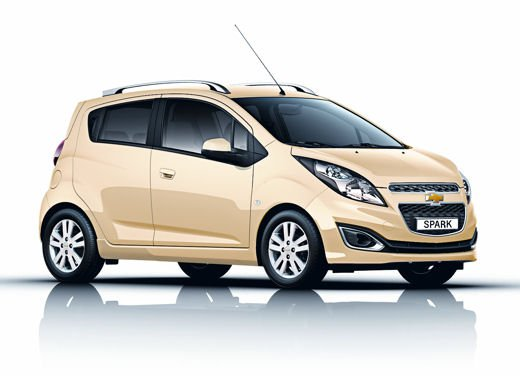 Chevrolet Spark Bubble - Foto 3 di 5