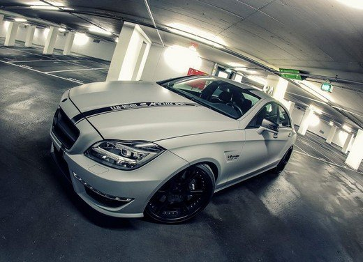 Mercedes CLS 63 AMG da 700 CV by Wheelsandmore