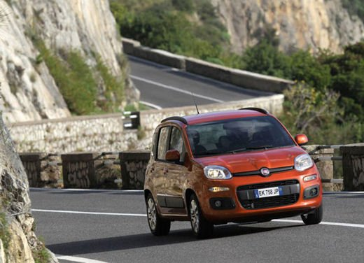 Fiat Panda Natural Power a metano al prezzo di 13.950 euro