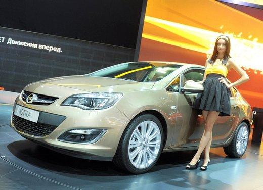 Opel Astra Sport Sedan