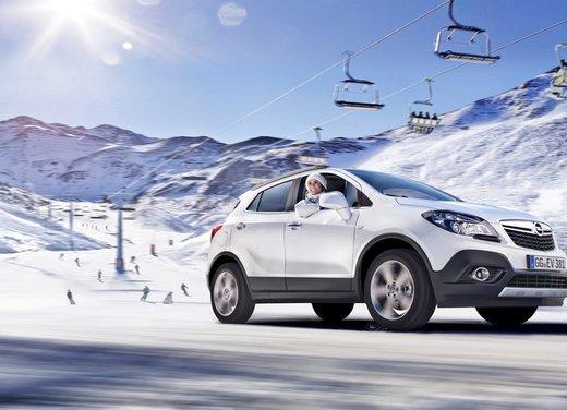 Opel Mokka, prezzi e promozioni del nuovo SUV compatto Opel - Foto 1 di 16