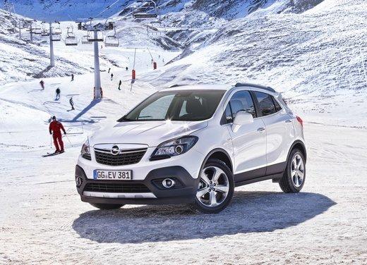 Opel Mokka, prezzi e promozioni del nuovo SUV compatto Opel - Foto 2 di 16