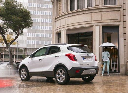 Opel Mokka, prezzi e promozioni del nuovo SUV compatto Opel - Foto 4 di 16