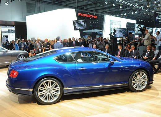 Bentley Continental GT Speed - Foto 2 di 16