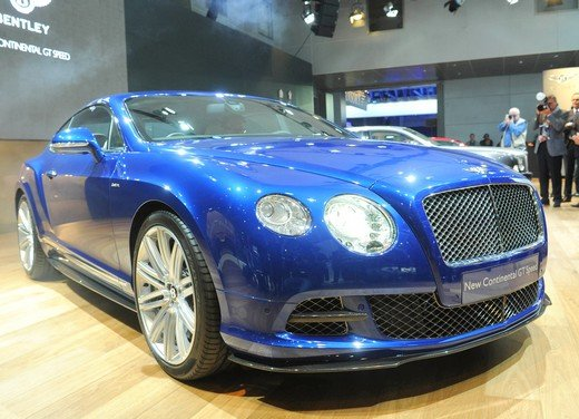 Bentley Continental GT Speed - Foto 3 di 16