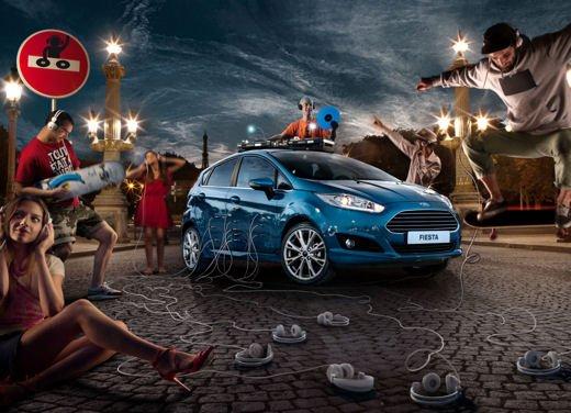 Nuova Ford Fiesta 2013 Titanium prezzi da 13.250 euro - Foto 11 di 15