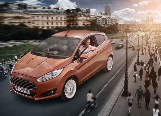 Nuova Ford Fiesta 2013 Titanium prezzi da 13.250 euro - Foto 12 di 15