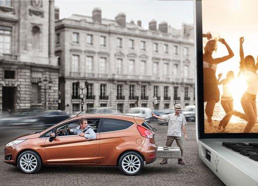 Nuova Ford Fiesta 2013 Titanium prezzi da 13.250 euro - Foto 15 di 15
