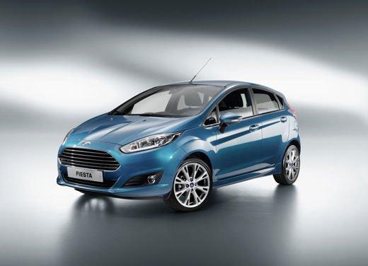 Nuova Ford Fiesta 2013 Titanium prezzi da 13.250 euro - Foto 4 di 15