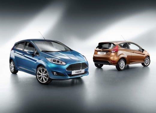 Nuova Ford Fiesta 2013 Titanium prezzi da 13.250 euro - Foto 6 di 15