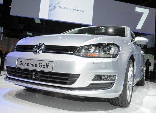 Nuova Volkswagen Golf 7