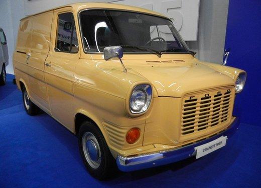 Ford Transit e Tourneo Custom: prova su strada - Foto 14 di 19