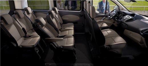 Ford Transit e Tourneo Custom: prova su strada - Foto 17 di 19