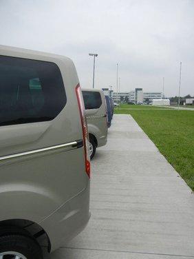 Ford Transit e Tourneo Custom: prova su strada - Foto 5 di 19