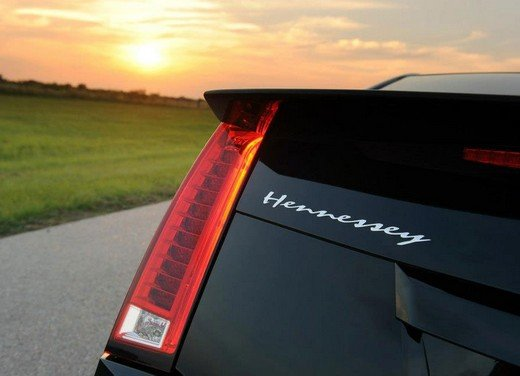 Cadillac CTS-V Coupè by Hennessey - Foto 17 di 43