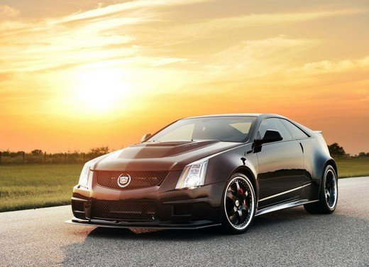Cadillac CTS-V Coupè by Hennessey - Foto 19 di 43