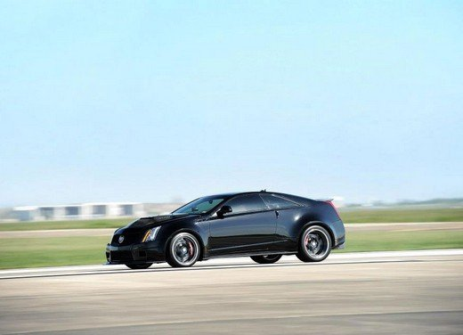 Cadillac CTS-V Coupè by Hennessey - Foto 1 di 43