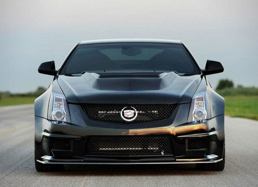Cadillac CTS-V Coupè by Hennessey - Foto 20 di 43