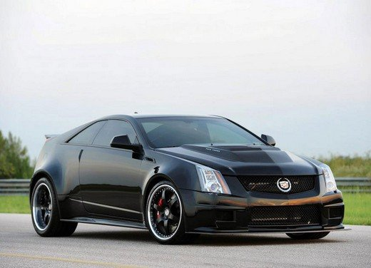 Cadillac CTS-V Coupè by Hennessey - Foto 22 di 43