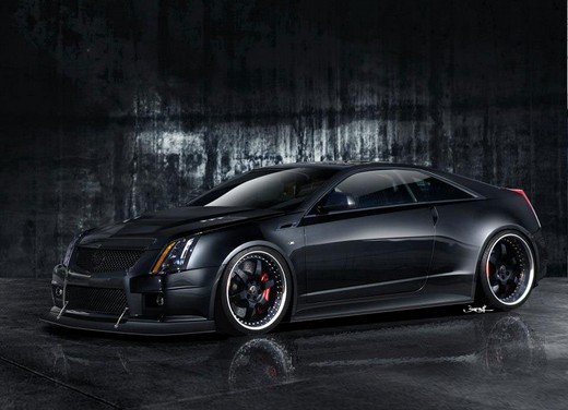 Cadillac CTS-V Coupè by Hennessey - Foto 29 di 43