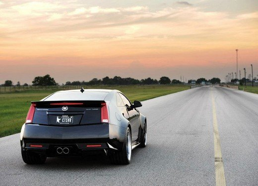 Cadillac CTS-V Coupè by Hennessey - Foto 30 di 43